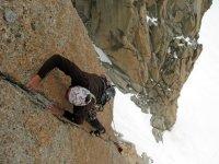 Climbing stage