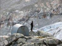 Trekking Old bivouac Fiorio