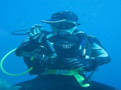 Corso Open Water Diver Padi Sud Sardegna