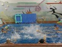 Corso in piscina