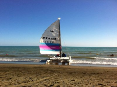 Pettirosso Sail Vela
