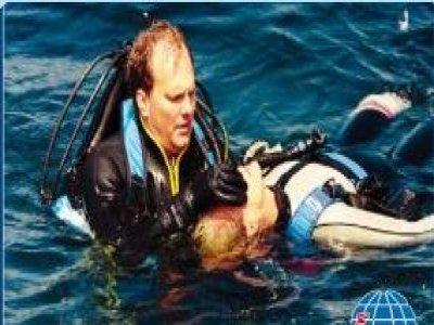 Corso Soccorso subacqueo Rescue Diver Cagliari