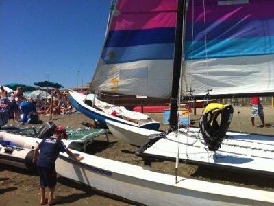 Pettirosso Sail