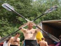 Appassionati di kayak