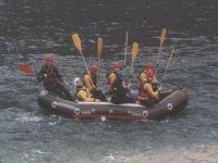 Rafting in provincia di Venezia