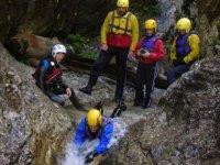 Gruppo escursionisti