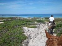Trekking a Cavallo in Sardegna