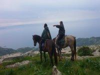 Escursione a Cavallo Sardegna