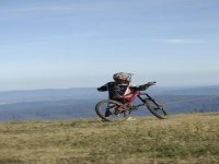 Gite in mountainbike