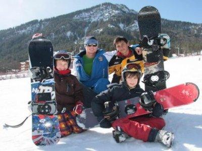 Scuola Sci Sporting Snowboard