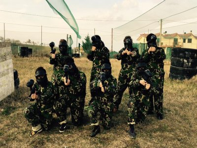 Paintball Cosenza