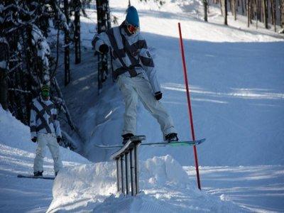 DeepIce Snowboard Snowboard