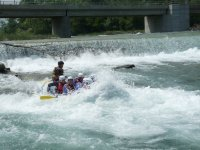 Divertisi con il rafting in Piemonte