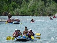 Discese di rafting Valle Stura
