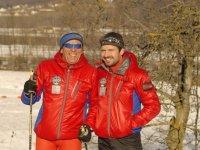 I maestri di sci