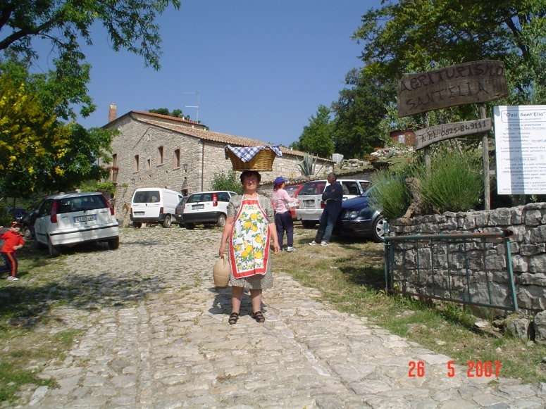 Vita in Masseria