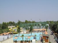 Vista panoramica del parco