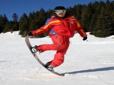 Scuola Sci Verena Snowboard