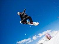 Snow Park Jumps