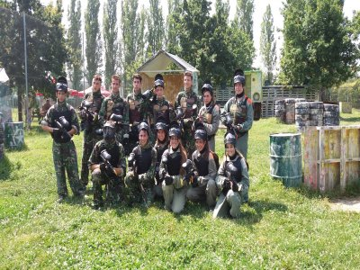 Paintball Parmacity