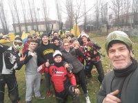 Selfie con la squadra