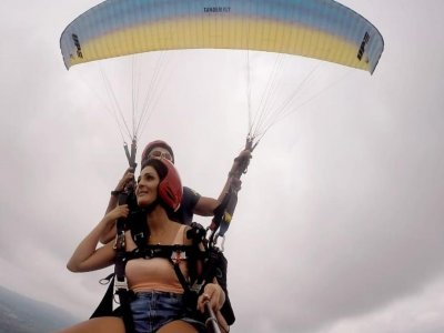 ASD Parapendio Pizzo Tandem Fly