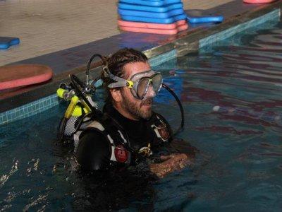Percorso completo subacquea Fiumicino