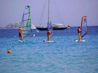 Corsi nel golfo di Marinella