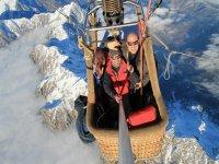 volando con gli amici