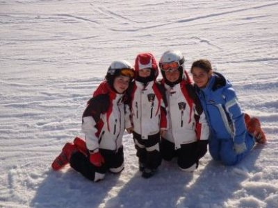 Scuola Sci Borgata Snowboard