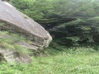 Emozionante arrampicata