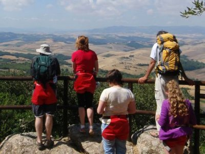 Toscana Adventure team Trekking