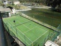 il nostro campo tennis e calcetto