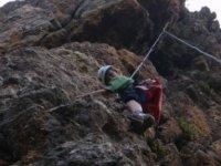 Un piccolo scalatore