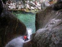 Toboga torrente Serra
