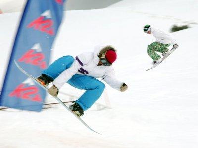 Scuola IoPenso Snowboard
