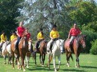 Equitazione a Pieve a Nievole
