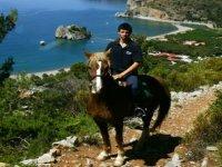 Escursioni a cavallo guidate