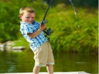 Pesca per adulti e bambini