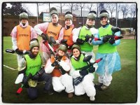Paintball al femminile