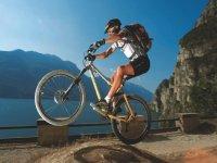 In bici in Valle Ledro