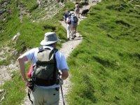 Trekking con guide