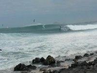Entre les vagues