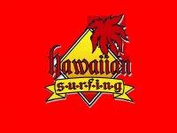 Hawaiian Surfing Surf