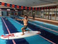 Essais de piscines