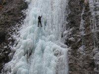 Arrampicata su ghiaccio