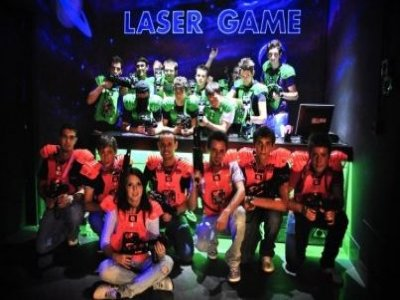 Q-Fun Laser Game Campodarsego