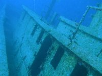 Immersion in the wrecks