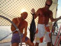 Pescare in vacanza