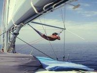 Amaca in barca
